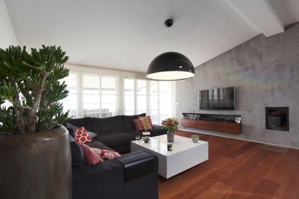 Loft apartment - living room